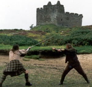 Clanranald Sword Fight